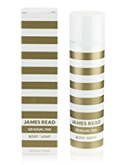 James Read Gradual Body Tan Light 200ml