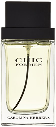 Carolina Herrera Chic Men Eau De Toilette Spray 100ml