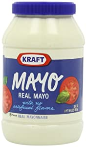 Kraft Mayonnaise, 30-Ounce Jars (Pack of 2)