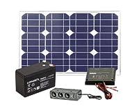 Süd Solar 03020 Kit complet de production d'énergie solaire 20 W