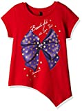 #5: United Colors of Benetton Baby Girls' T-Shirt (16A3094C140EIK111Y_Red_1Y)