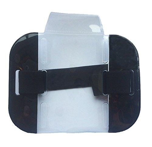 kestronicsr-id-security-arm-band-badge-holder-black-free-shipping