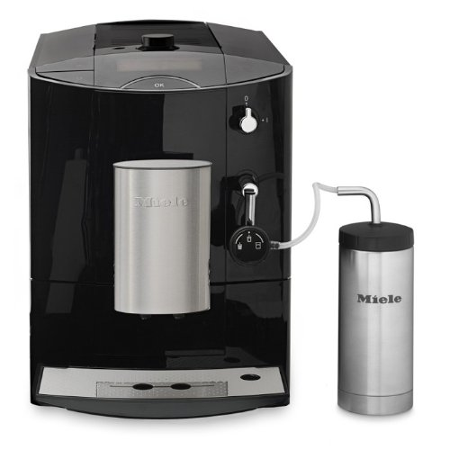Miele Black CM5 Espresso Machine