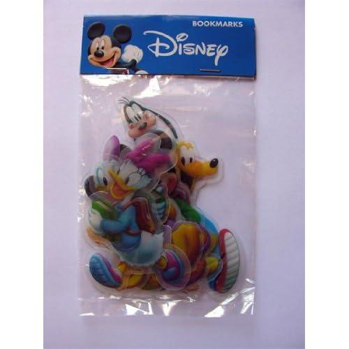 Disney Mickey, Minnie & Friends Bookmarks, Set of 6 (Box of 6 Sets)