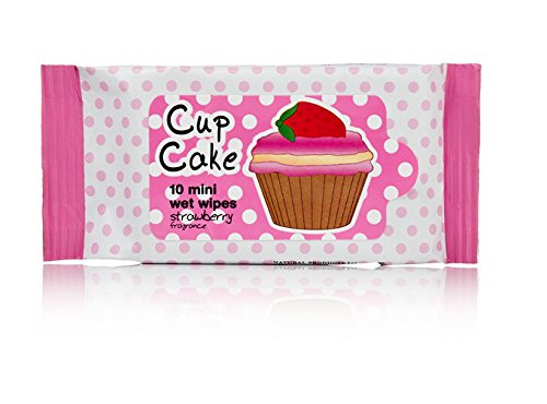 Cupcake Mini Wipes - 1