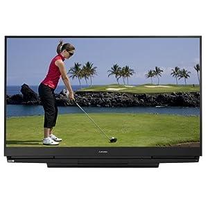 72 Inch Tv Deals Mitsubishi Wd 73733 73 Inch 1080p Dlp Hdtv