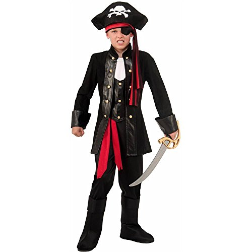 Seven Seas Pirate Kids Costume