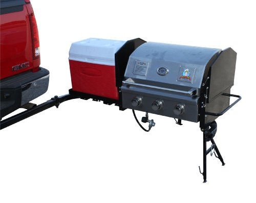 Party King MVP-8612 Swing'N Smoke Grill Package (Tailgate Grill Hitch compare prices)
