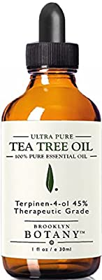 Cheapest Tea Tree Oil (Australian) - Brooklyn Botany - 100% Pure with 45% terpinen-4-ol, 1 fl. oz - Helps fight Lice, Acne, Toenail Fungus, Dandruff, Yeast Infections, Cold Sores... by Brooklyn Botany - Free Shipping Available