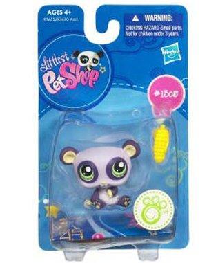 Buy Low Price Hasbro Littlest Pet Shop Get The Pets Single Figure Panda (B00359YI1K)