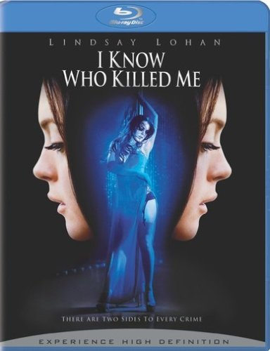 Cover art for  I Know Who Killed Me [Blu-ray]