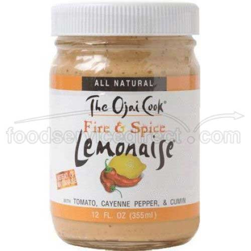 Fire and Spice Lemonaise