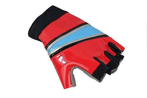 Harley Quinn GLOVES Biker Suicide Squad Costume glove
