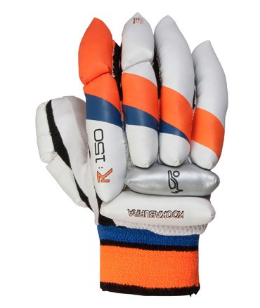 New Kookaburra Recoil 150 Cricket Junior Kids Batting Gloves Boys Rh