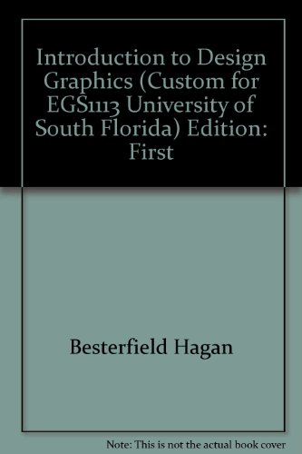 Introduction to Design Graphics Custom Edition for the University of South Florida.