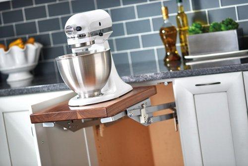 Mixer/Appliance Lift Soft-Close Mechanism without Shelf Sink & Base Accessories - RAS-ML-HDSC - 24