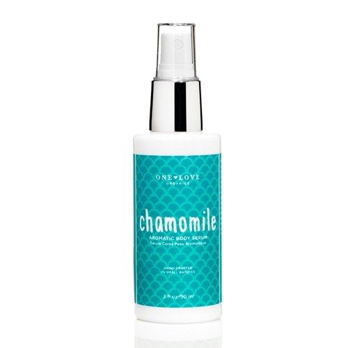 One Love Organics Aromatic Body Serum - Chamomile