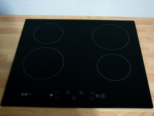 60cm Touch Control Electric Built-In Ceramic Cooker Hob