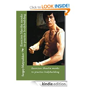 Guide Exercises Bruce Lee (kung fu) for practice Bodybuilding