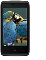 Adcom KitKat 3G A40 (Black)