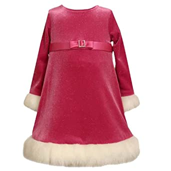 Christmas holiday party santa dress 4t bnj 4379x x24379 clothing