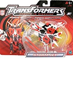 Storm Jet - Transformers Robots in Disguise Autobot