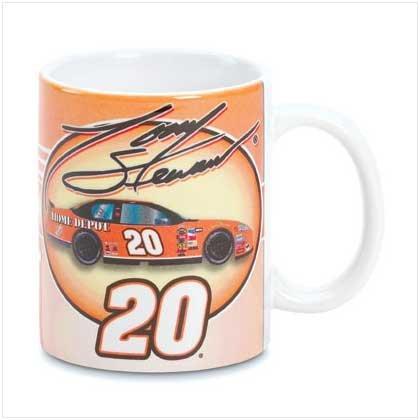Tony Stewart Number Twenty Nascar Racing Coffee Tea Mug