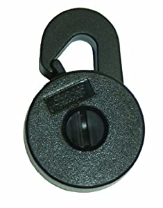 PlexiDor Performance Pet Doors Pet Door Electronic Collar Key, Black
