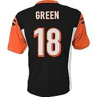 AJ Green Cincinnati Bengals Black NFL Youth 2014-15 Season Mid-tier Jersey