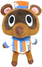 Sanei Animal Crossing New Leaf Doll Timmy Convenience Store Clerk 55quot Plush