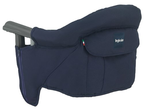 Sale!! Inglesina Fast Table Chair, Navy