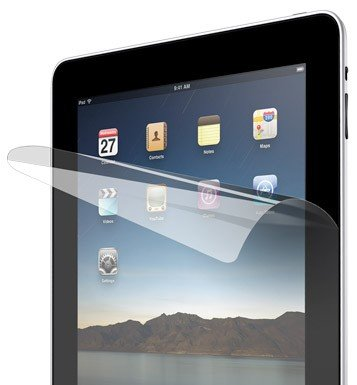 Hde Screen Protector Guard Fits Ipad (1St Generation) Tablet