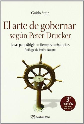 EL ARTE DE GOBERNAR SEGUN PETER DRUCKER