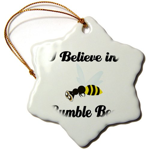 Bumble Christmas Decoration front-1060201