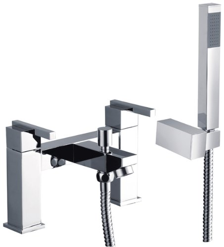 Bath Mixer Tap With Shower Attachment (4114)