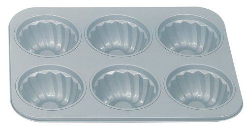 Non-Stick Fluted Muffin Pan
