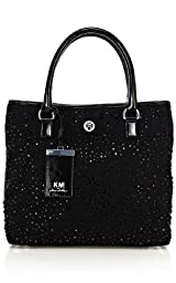 Encrusted Tote