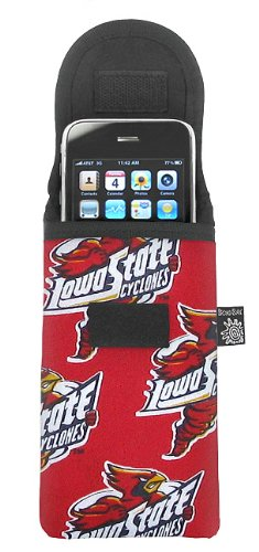 ISU Cyclones Phone Case Glasses Holder Iowa State University Fits APPLE IPHONE TOUCH Samsung LG Nokia and more