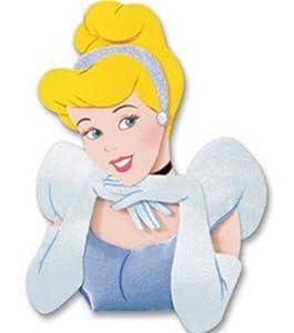 Disney Princesse Portrait dimensionnelle autocollant Cendrillon