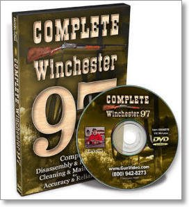 Complete Winchester 97: Disassembly & Reassembly, Cleaning & Maintenance, featuring Master Gunsmith Larry Crow (DVD)
