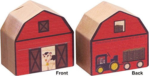 NameTrain Barn - Made in USA