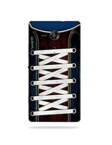 alDivo Premium Quality Printed Mobile Back Cover For Sony Xperia SP / Sony Xperia SP Back Case Cover (MKD266)