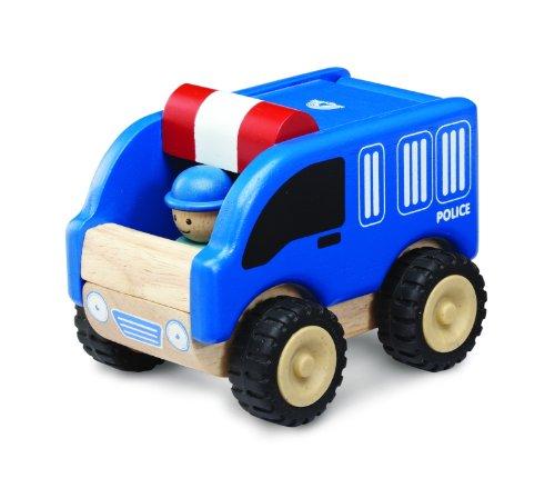 Wonderworld Mini Police Car front-898726