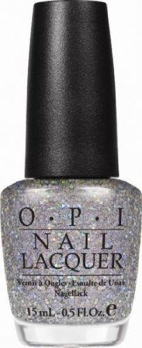 OPI Nail Polish Serena Williams Servin Up Sparkle 15ml
