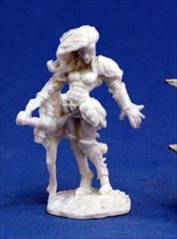 Terezinya, Bonepander Wizard (1) Miniature - 1