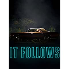 IT FOLLOWS creeps on to Digital HD July 3rd, Blu-ray and DVD July 14th from Anchor Bay