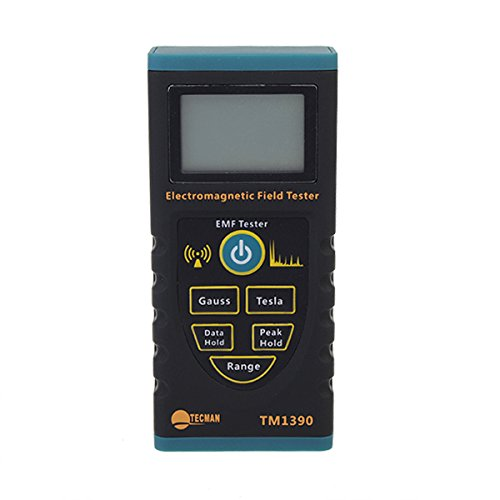 Tm1390 Electromagnetic Radiation Instrument Measuring Tester front-531848