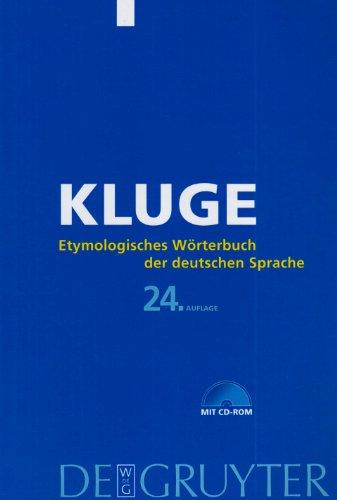 Etymologisches Wörterbuch der deutschen Sprache. Buch und CD. Kombi-Version