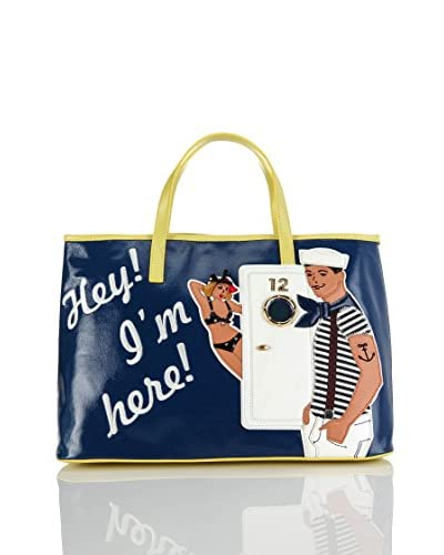 Tua by Braccialini Borsa A Mano Pin-Up