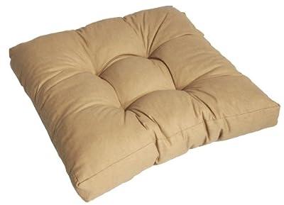 beo LKS 60 x 60 AU04 Lounge Sitzkissen, circa 60 x 60 cm, circa 13 cm Dick von beo bei Gartenmöbel von Du und Dein Garten